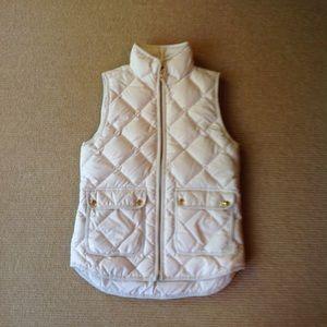 J. Crew quilted vest